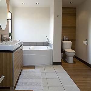 les couvre planchers pour la salle de bain planning With plancher pour salle de bain