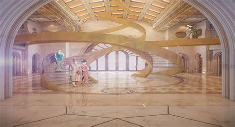 luxury mansion floor plans more renderings of dr kiran patel s 85 000 square