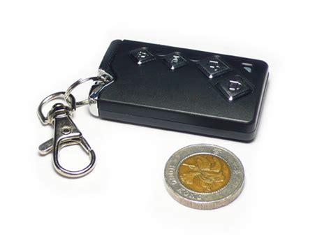 315mhz Wireless Car Key Fob With Key Chain (battery