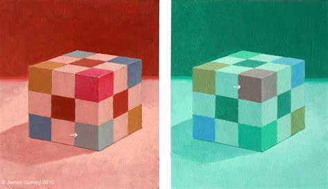 color constancy gurney journey color constancy