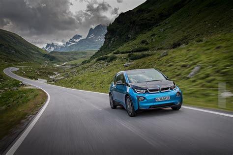 electric cars bmw i3 driving range of 300 kilometers battery retrofit possible pv europe