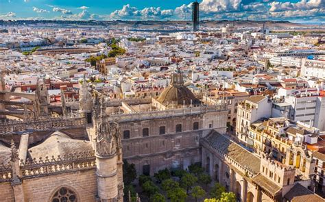 Where To Stay And What To Do In Seville Telegraph Travel