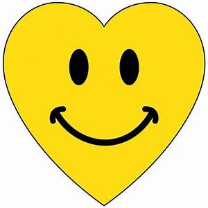 Heart Clipart Smiley Face – Pencil And In Color Heart ...