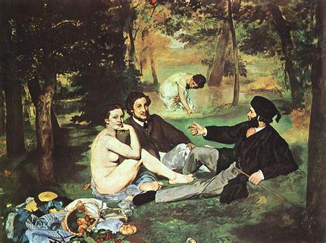 dejeuner sur l herbe manet photo 318922 fanpop