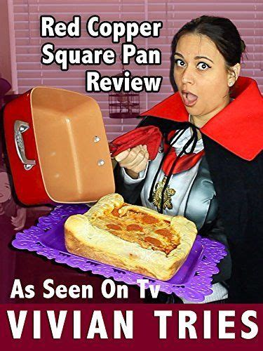 review red copper square pan review    tv amazon instant video vivian tenorio https