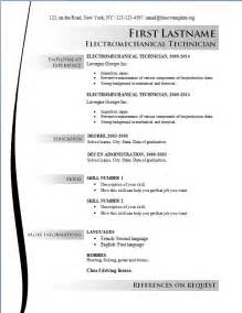 Free Resume Templates Doc Update 91 Free Template For Resumes 41 Documents Bizdoska Com