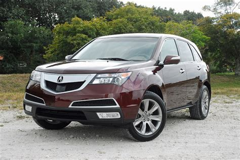 Acura Mdx 2013 For Sale by 2013 Acura Mdx Awd Review Test Drive
