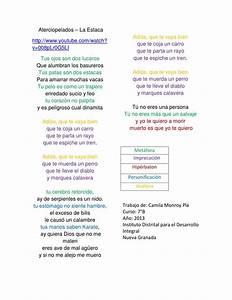 FIGURAS LITERARIAS EN CANCIONES by Sandra Mendoza issuu