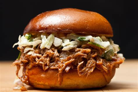 pulled pork easy slow cooker pulled pork chowhound