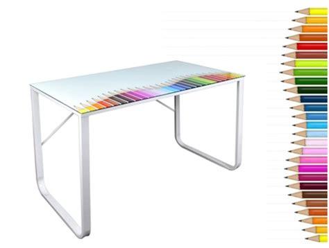 bureau colours plateau verre tremp 233 8mm acheter ce produit au meilleur prix