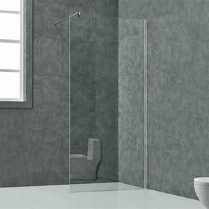 Dusche Mit Glaswand : walkin duschabtrennung dusche duschwand duschtrennwand glaswand duschkabine neu ebay ~ Orissabook.com Haus und Dekorationen
