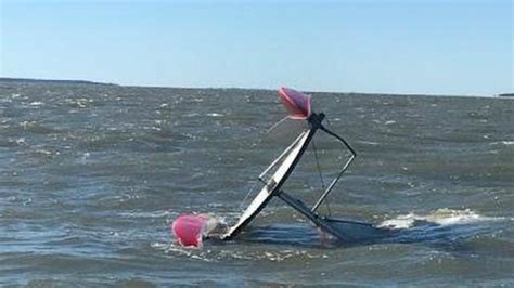 Boat Rs Near Tybee Island by Rescued After Boat Capsizes Near Tybee Island Coast