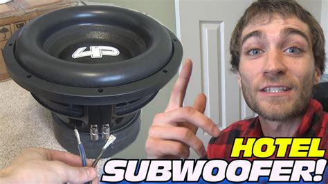 Wiring Hotel Subwoofer Droppin Car Audio Sub