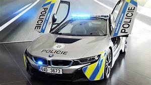Nouvelle Voiture De Police : la nouvelle voiture de police bmw i8 vous fera vous arr ter coup sur ~ Medecine-chirurgie-esthetiques.com Avis de Voitures