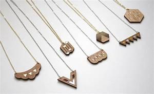 bijoux graphiques murielle le guennec art design With bijoux en bois