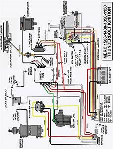 1974 Mercruiser Wiring Diagram Mercruiser Engine Diagram