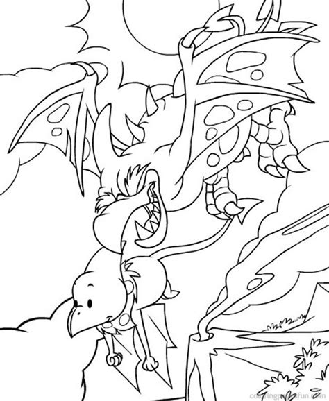 Neopets Kleurplaten by Neopets Coloring Pages Az Coloring Pages