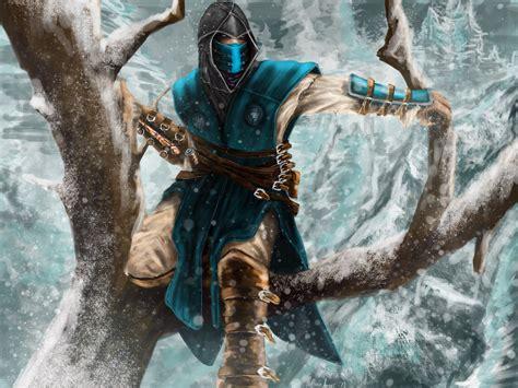 Picture Assassin's Creed Ninja Men Warriors Snow Games