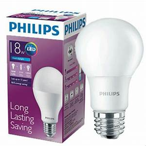 Jual Lampu Led Bulb 18 Watt Philips Di Lapak Tc Shop Vios2004