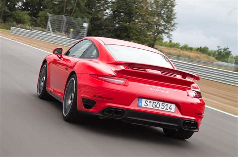 2014 Porsche 911 Turbo First Drive
