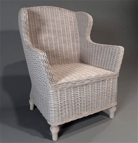 rattan chair model  model downloadfree  models