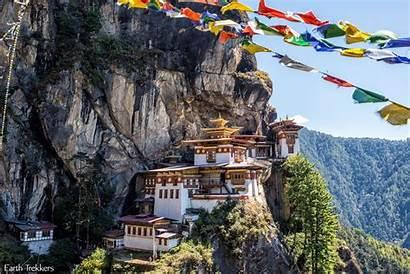 Bhutan Nest Tiger Tigers Hiking Monastery Ultimate