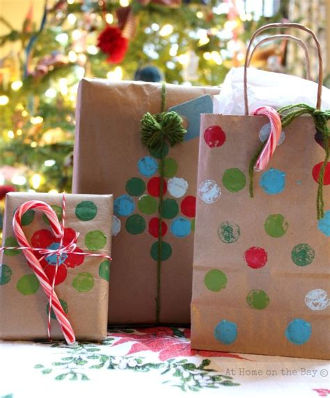 decorating paper bags for christmas recycled paper bag gift wrap ideas paper bag gift wrapping