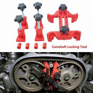 Universal Auto Car Dual Cam Clamp Camshaft Timing Sprocket