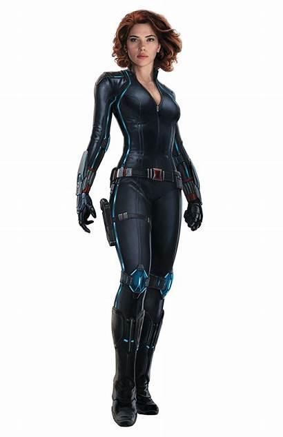 Widow Avengers Marvel Scarlett Transparent Aou Natasha