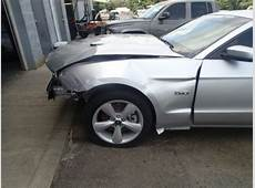 Buy new 2014 Ford Mustang GT Coupe 2Door 50L wrecked