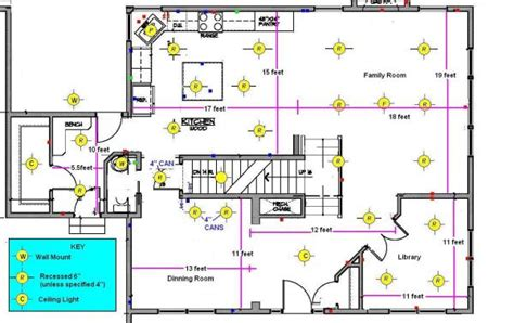 Help reviewing lighting layout in new house   DoItYourself