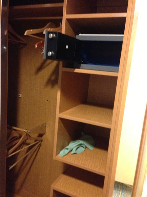 The Sea Closet by Royal Caribbean Oasis Of The Seas Cruise Review For Cabin 9604