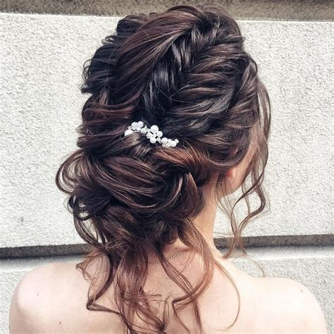 hair styles for teenagers braid updo wedding hairstyle inspiration may just 2912