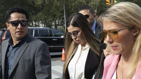 Revelan fotografía de Emma Coronel, esposa de 'El Chapo ...
