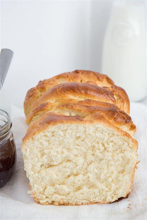 Light and Fluffy Brioche Bread Recipe | Wanderzest