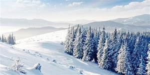 Winter Snow Twitter Cover & Twitter Background   TwitrCovers