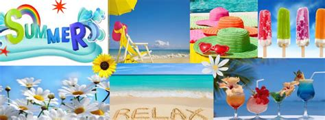 Facebook Summer Cover Photos by Summer Collage Fcebook Cover 39823 Facebook Covers For
