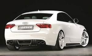 Audi S5 4 2l 356ch : rieger exhaust silencer audi a4 a5 b8 3 0 200kw ~ Medecine-chirurgie-esthetiques.com Avis de Voitures