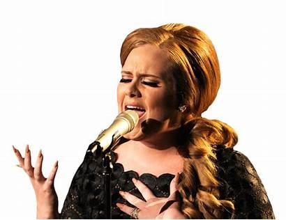 Singing Transparent Adele Background Freepngimg
