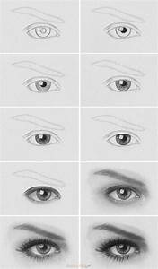 How to draw a realistic eye | Realistic eye, Draw eyes and ...