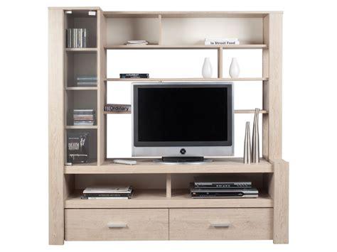 canape corbusier meuble tv haut conforama