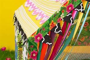 Cabane Enfant Tissu : dessine moi une maison rosalie une cabane en tissus pour les enfant par les trafiquantes ~ Teatrodelosmanantiales.com Idées de Décoration