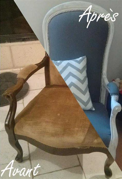 tutoriel diy r 233 novation d un vieux fauteuil voltaire