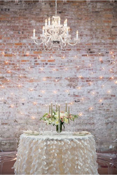 fun creative wedding reception backdrops