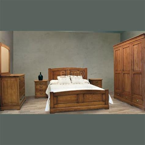 chambre a coucher chene massif chambre en bois massif