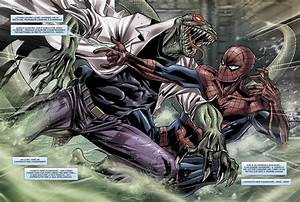 Spidey vs. Lizard 2 - Spider-Man villains Fan Art (4042892 ...