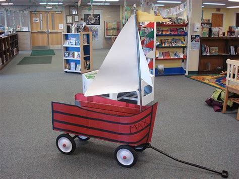 Where The Wild Things Are Wagon Boat where the wild things are wagon idea for a boat genius