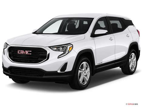 GMC Car : 2018 Gmc Terrain Awd 4dr Sle Specs And Features