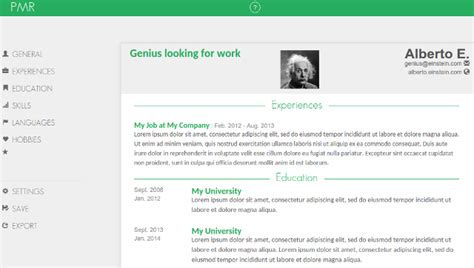 10 best resume tools dzineflip