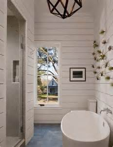 Shiplap Interior Walls Bathroom